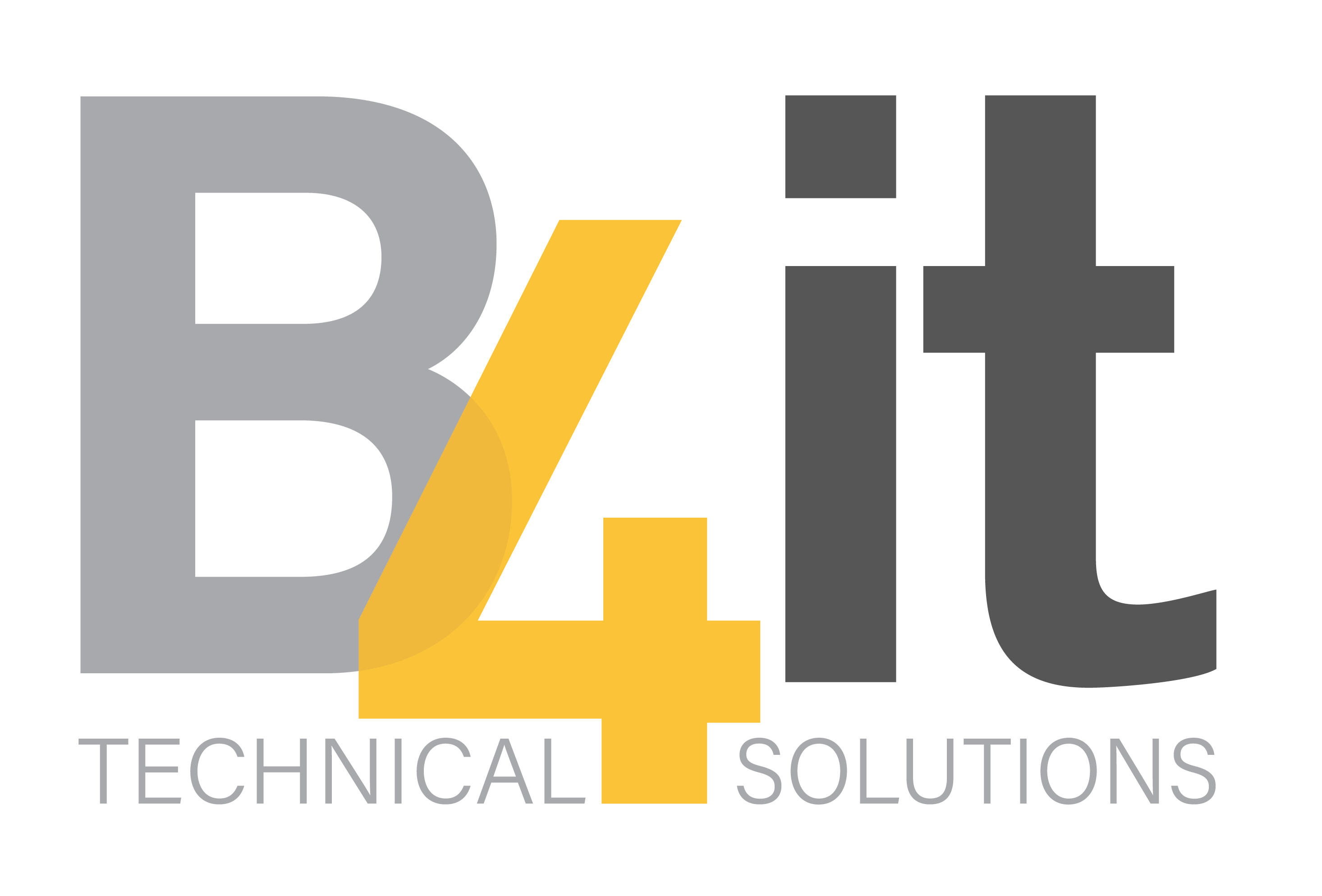 B4iT – Technical Solution Logo